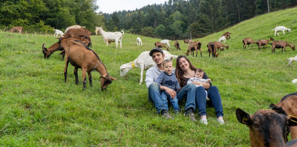 Famille Sottas - La Biquette